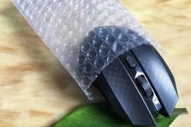 电商平台发货时常用的防震包装是这种珍珠棉气泡袋便宜又实惠