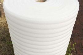 木门打包最常用的防震、防刮珍珠棉卷料