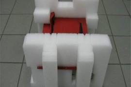 车间设备打包专用防震珍珠棉,厂家必备包装材料