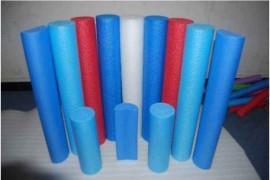epe珍珠棉瑜伽柱 泡沫轴瑜伽器材包装定制